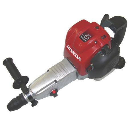 Honda Benzin-Bohrhammer, Modell C40, 4-Takt