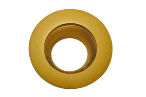 Titanium-Abziehklinge rund