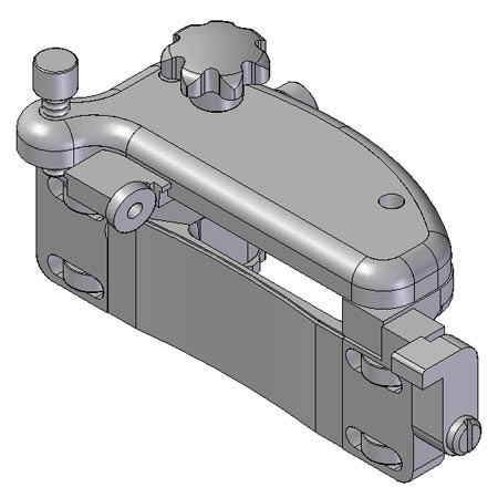 Vario-Multi 2, Präzisionsschleifgerät, rechtshänder