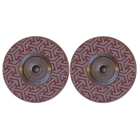 Diamant Disc für Roto-Finish, 2 + 2 Scheiben