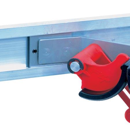 Flip Clip Aluprofilschiene 100cm, neue Version