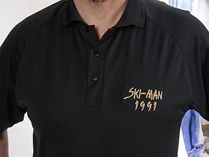Funktionspoloshirt Man, schwarz, s.cool-mesh-100% Polyester,