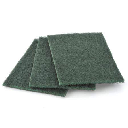 Mirlon Pads Grob, grün, K180-250, 3 Stück