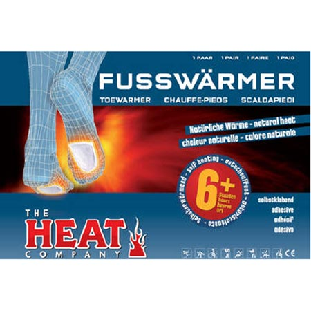 Heat Fußwärmer, 6 Std.