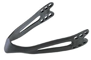 Carrera Kinnbügel für Helm, ungepolstert