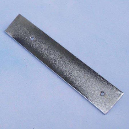 Ersatzmesser Belaghobel, VA-Klinge 150mm