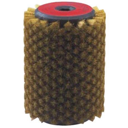 Rotor-Bürste Bronce fine 10 cm