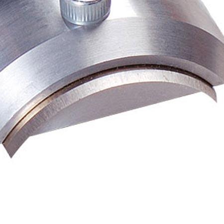 Ersatzmesser oval offen 41 x 12mm