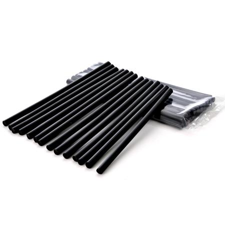 Ausbesserungsstifte rund, schwarz/graphite, 20 Stück