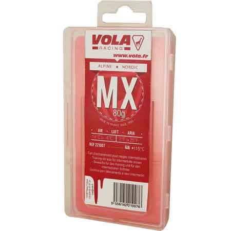 Vola MX 20 Training, rot, Luft  -4° - -14°C, 200g