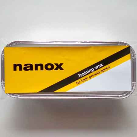 Nanox Base-Trainingswachs extra hard cold, 300g, SG / DH