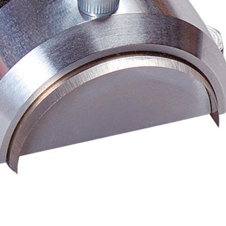 Ersatzmesser halbrund 48x21mm
