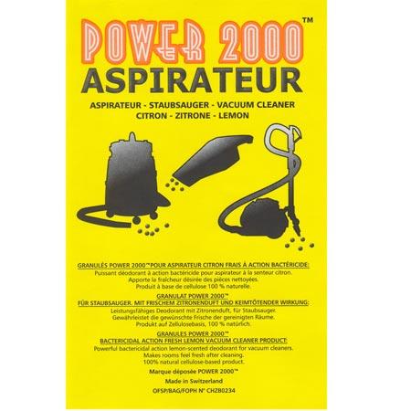 Power 2000 Staubsauger-Fresh Limone * Sonderangebot *