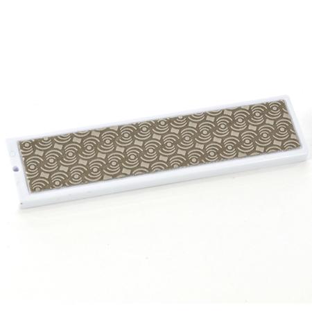 Diamantfeile Moonflex Korn 600, weiß