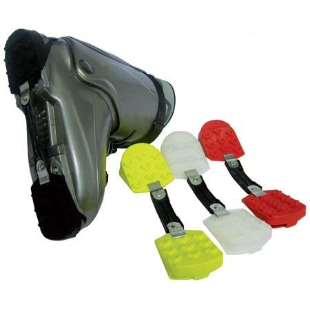 Skischuhsohlenschutz 305 - 355 mm, L 42 - 48, schwarz